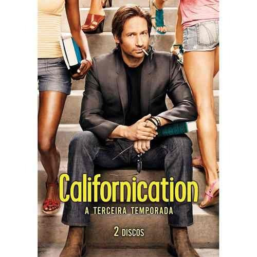 californication - 3ª temporada - dvd