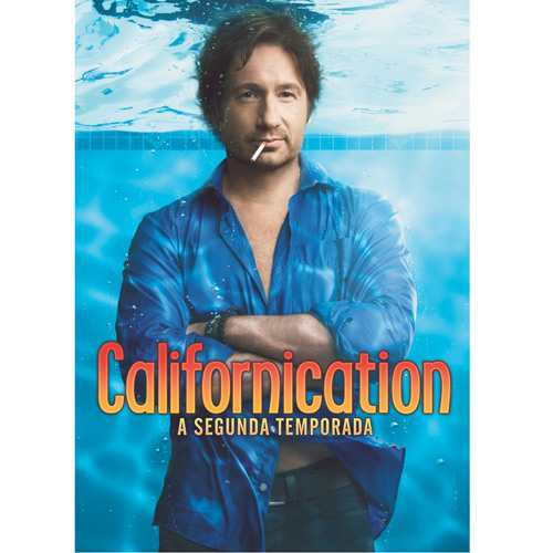 californication - a segunda temporada  - 2 discos confira!