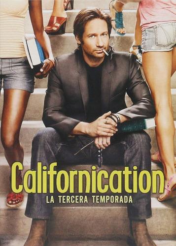 californication tercera temporada 3 tres dvd