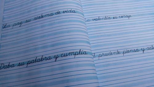 caligrafía sobre mi tierra 2 usado