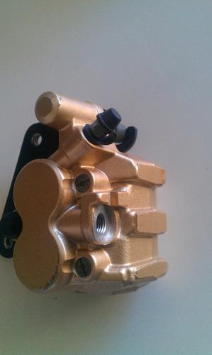 caliper de freno delantero de moto tx 200