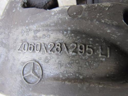 caliper de freno mercedez e320, frontal chofer 132270999116