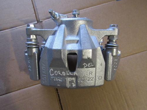 caliper delantero derecho toyota corolla 2009-2012