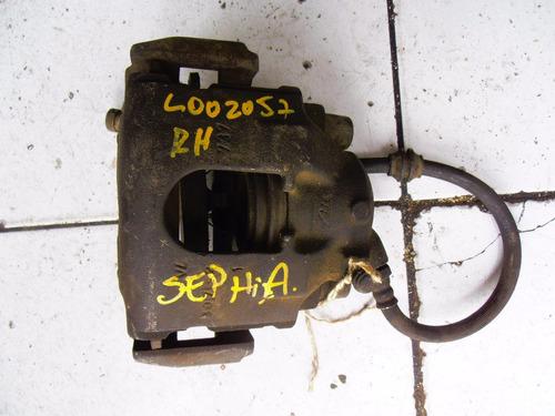 caliper derecho kia sephia año 1993-1997