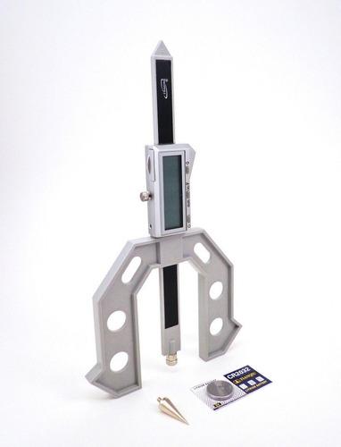 caliper medidor digital sierra fresadora tupi router banco