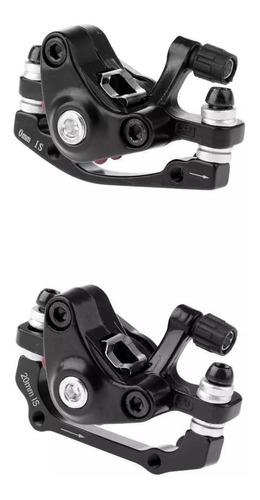 calipers para freno a disco mecanico (juego) - racer bikes