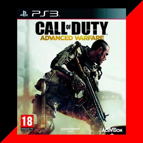 call duty advanced warfare ps3