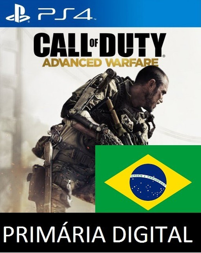call duty advanced warfare ps4