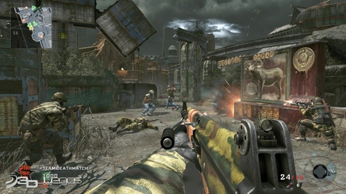call duty: black ops ps3