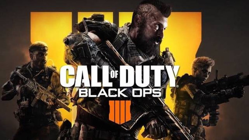 call duty black ops ps4.