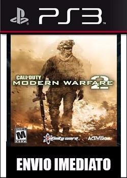 call duty modern warfare ps3