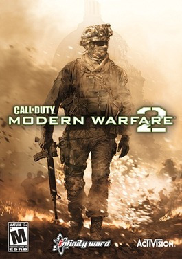 call duty modern warfare xbox 360