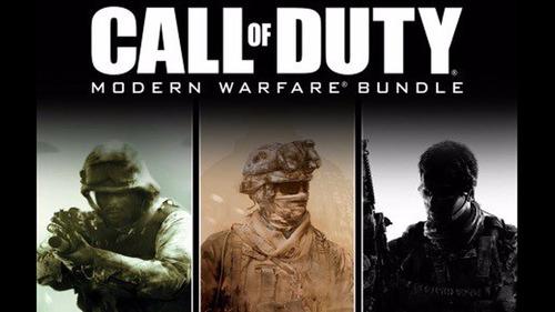 call duty modern warfare xbox 360