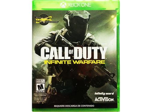call duty warfare xbox one