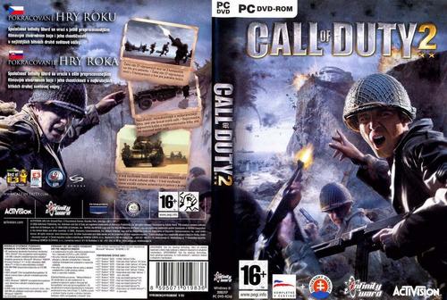 call of duty 1+espanssão+cod2