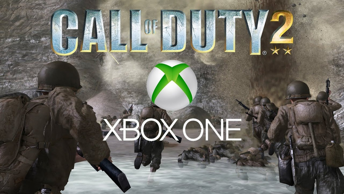 Call Of Duty 2 Xbox One Online
