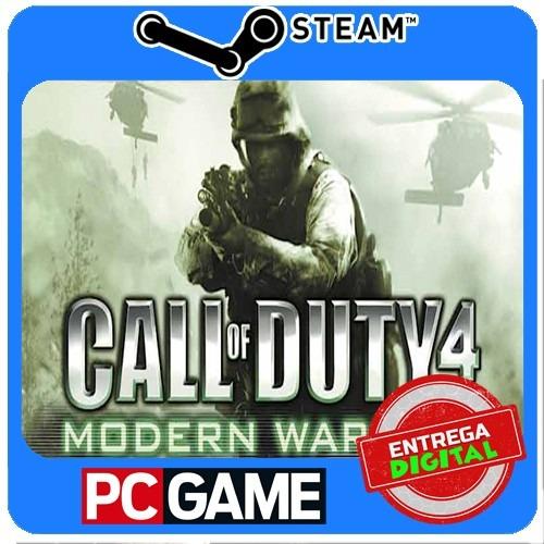 cd key call of duty 4 modern warfare pc