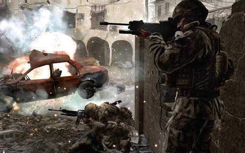 call of duty 4 modern warfare pc steam digital key original