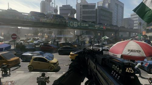 call of duty advanced warfare juegos de ps4