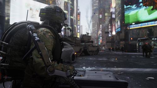 call of duty advanced warfare  (latino)  ps3