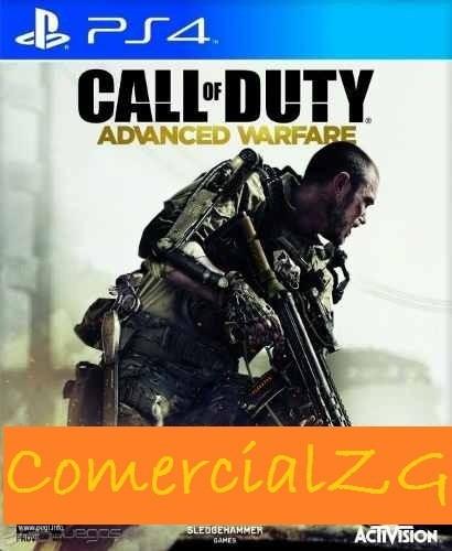 call of duty advanced warfare ps4 - oferta navidad