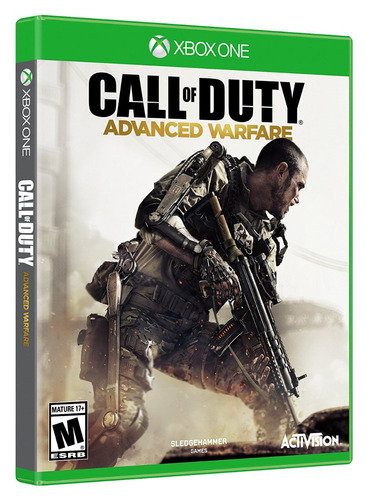 call of duty advanced warfare retrocompatible x360 / xone