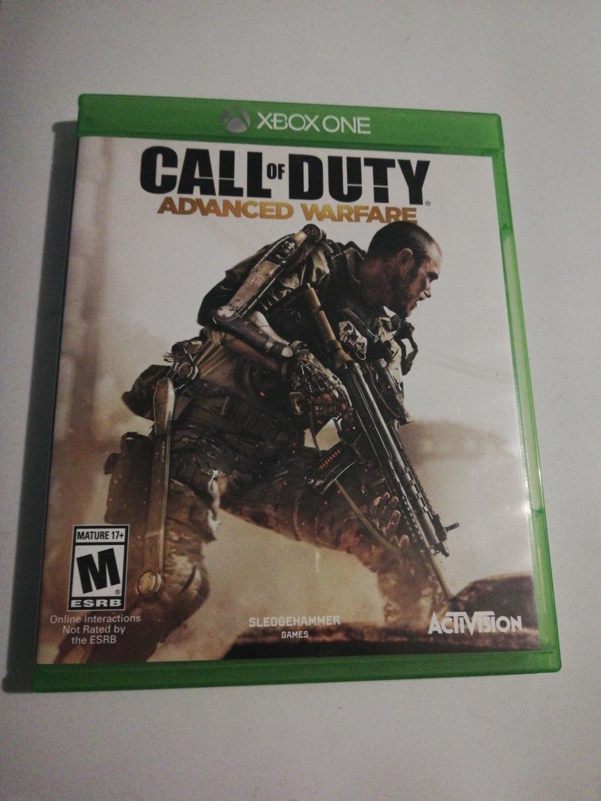 Call Of Duty Advanced Warfare. Xbox One. - $ 220.00 en ...