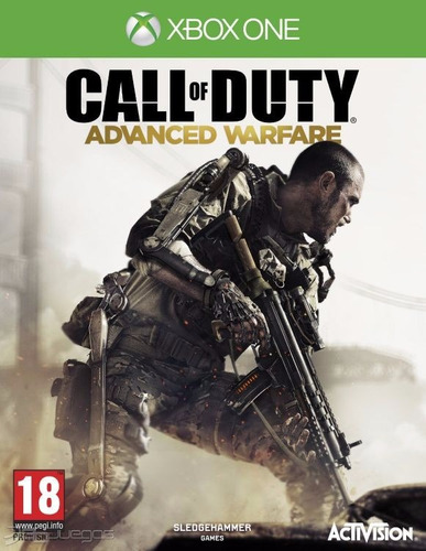 call of duty advanced warfare xbox one acepto cambios gxa