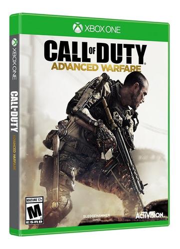 call of duty: advanced warfare - xbox one - envío gratis