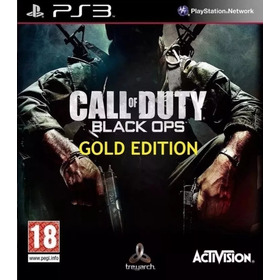 Call Of Duty Black Ops 1 Ps3 Gold Edition Original-play Perú