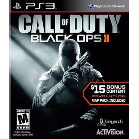 Call Of Duty Black Ops 2 + Dlc Revolution - Ps3 - Digital