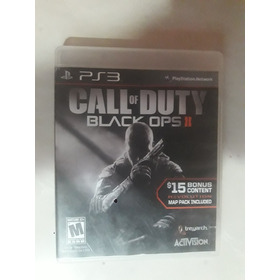 Call Of Duty Black Ops 2 Ps3 Fisico