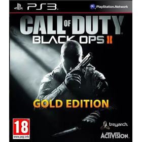 Call Of Duty Black Ops 2 Ps3 Gold Edition Español