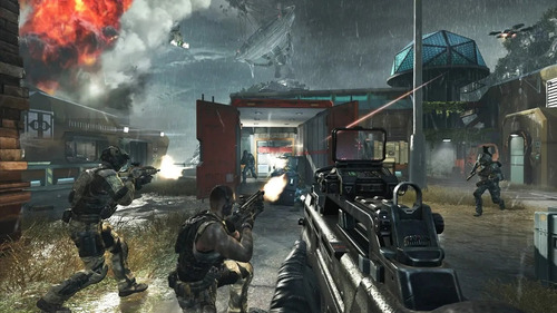 call of duty black ops 2 revolution map pack - ps3 digital