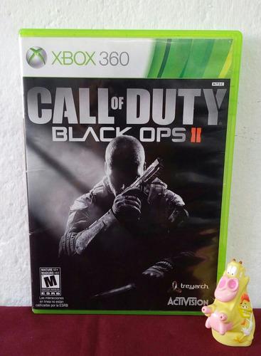 call of duty black ops 2 xbox 360 + envío gratis