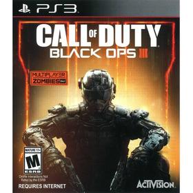 Call Of Duty Black Ops 3 - Ps3 - Digital + Black Ops 1
