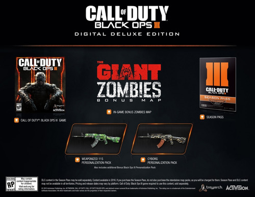 call of duty black ops 3 digital deluxe ps4
