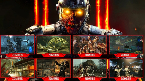 call of duty black ops 3 edición zombies sellado en español