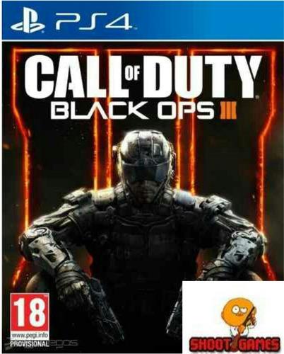 call of duty black ops 3 iii ps4 digital shoot games
