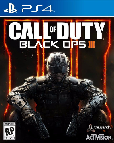call of duty black ops 3 iii ps4 original play4 12x s/ juros