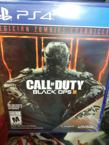 call of duty black ops 3 para ps 4