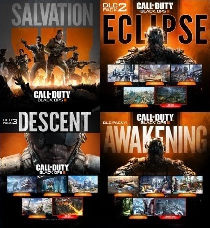 call of duty black ops 3 zombies chronicles deluxe dgtal ps4