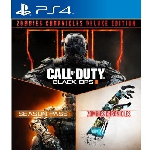 call of duty black ops 3 zombies chronicles deluxe primaria