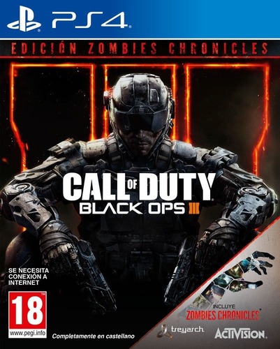 call of duty black ops 3 zombies chronicles ps4