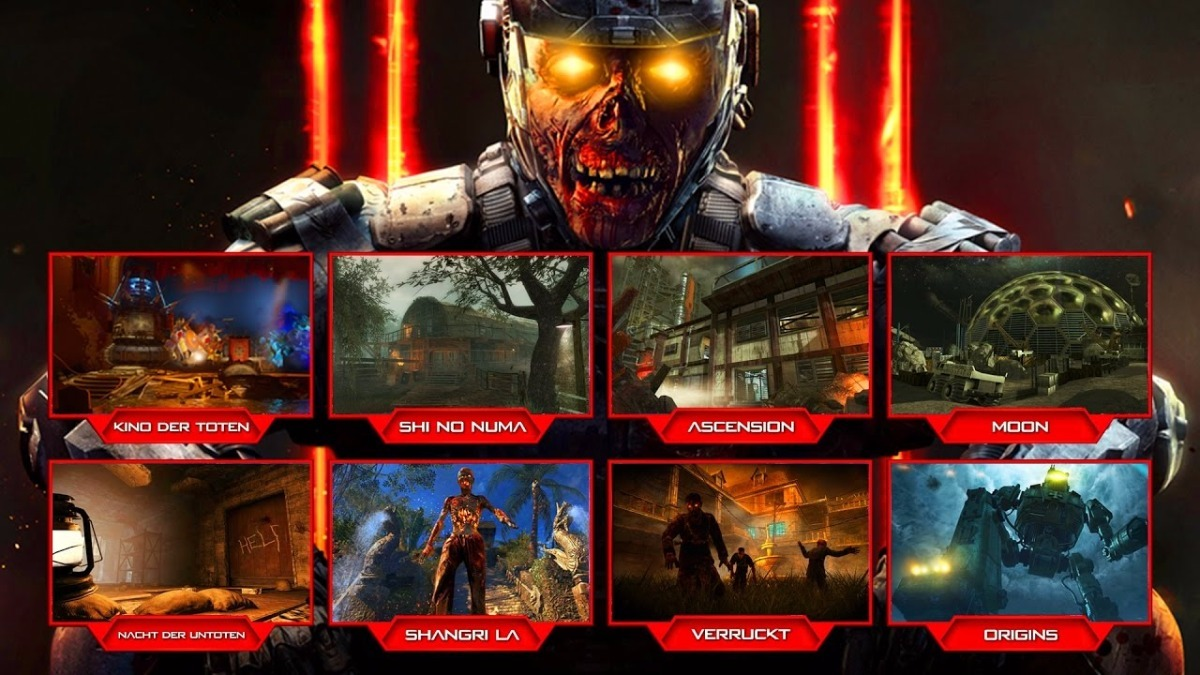 Call Of Duty Black Ops 3 Zombies Chronicles Xbox One Nuevo