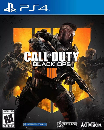call of duty black ops 4 juego físico ps4 original