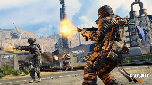 call of duty black ops 4 para xbox one start games