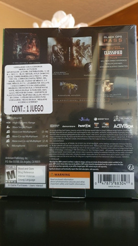 call of duty black ops 4, pro edition