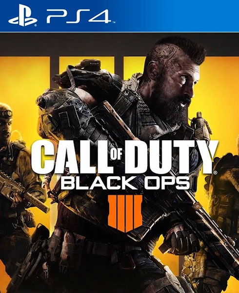 Call Of Duty Black Ops 4 Ps4 2019 Dixgamer 1 853 00 En Mercado Libre