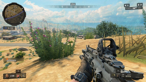 call of duty black ops 4 ps4 playstation 4 juego físico cod